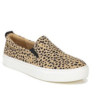 Dr Scholl's No Bad Days Leopard Sneakers